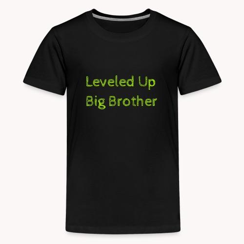 Leveled Up - Kids' Premium T-Shirt