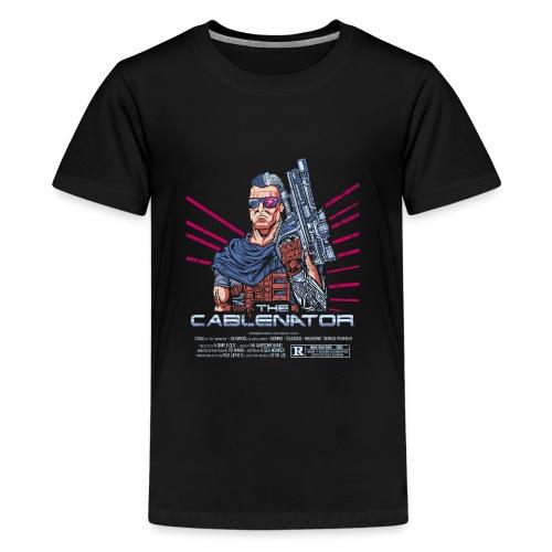 The Cablenator - Kids' Premium T-Shirt