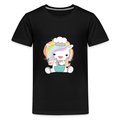Cookin up a Storm - Kids' Premium T-Shirt