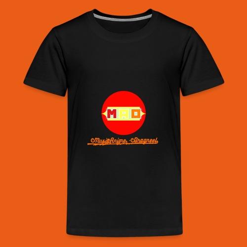 MusaiAnime - Dragneel's New Logo - Kids' Premium T-Shirt