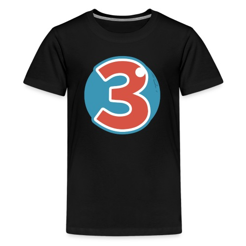 3 Years - Kids' Premium T-Shirt