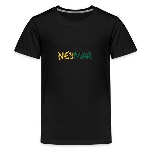Neymar Logo - Kids' Premium T-Shirt