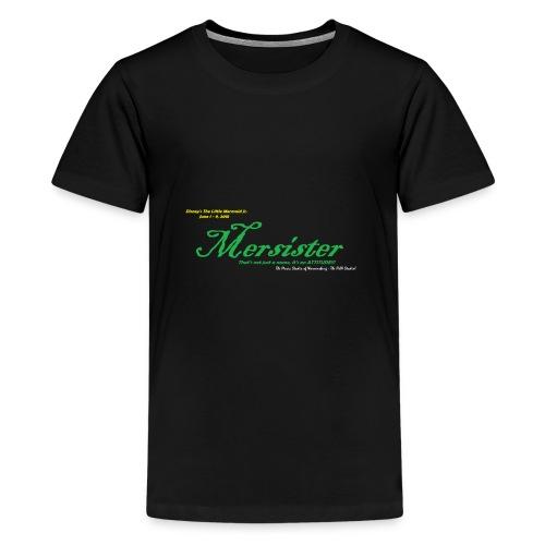 Mersister Attitude - Kids' Premium T-Shirt