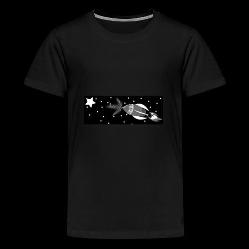 Deep Space John Logo - Kids' Premium T-Shirt