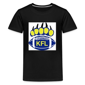 KFL Football - Kids' Premium T-Shirt