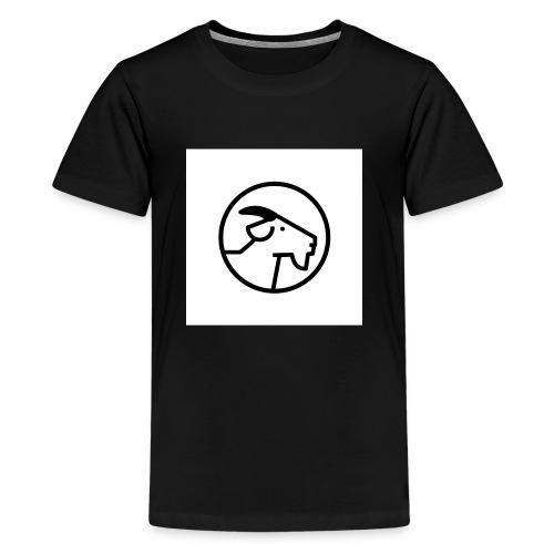 XAVIERDAGOAT Signature - Kids' Premium T-Shirt