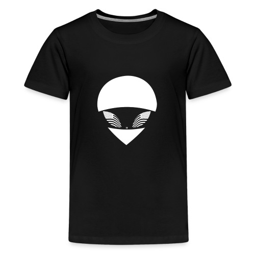 Riot at the Dojo - Alien America - Kids' Premium T-Shirt