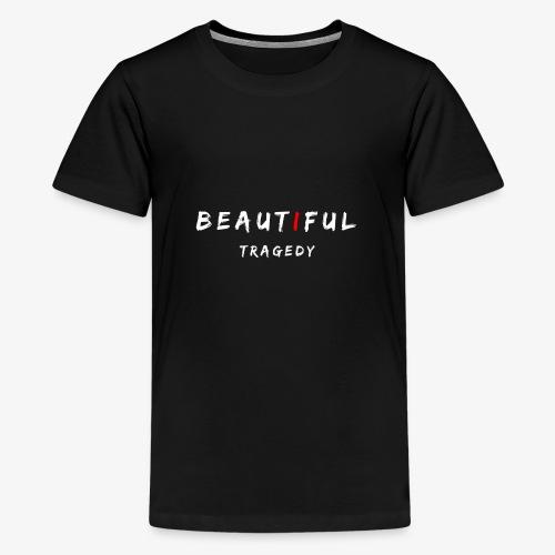 Beautiful Tragedy Band - Kids' Premium T-Shirt