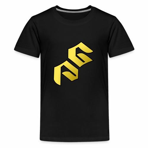 Pufflez Guild Logo - Kids' Premium T-Shirt