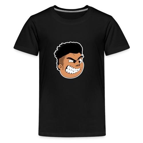 RosSTube Face - Kids' Premium T-Shirt