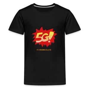 five geeks mini 2 - Kids' Premium T-Shirt