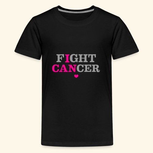 Fight Cancer - Kids' Premium T-Shirt
