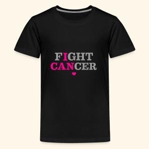 Fight Cancer - Kids' Premium T-Shirt