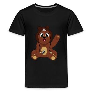Nathan Piland Bear - Kids' Premium T-Shirt