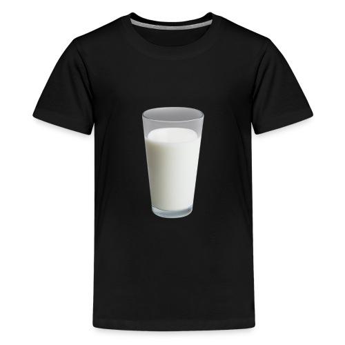 Milk On Shirt - Kids' Premium T-Shirt