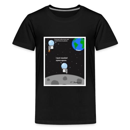 Needing some space - Kids' Premium T-Shirt