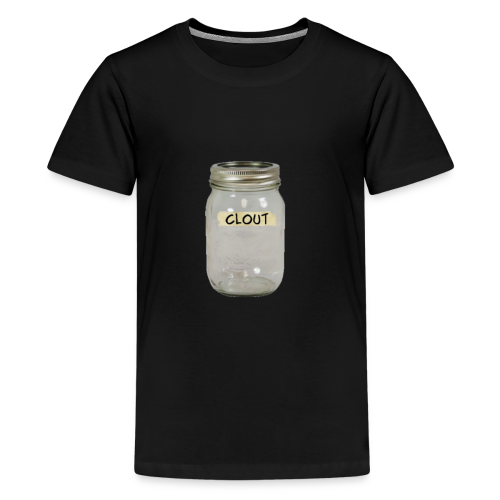Clout Jar - Kids' Premium T-Shirt