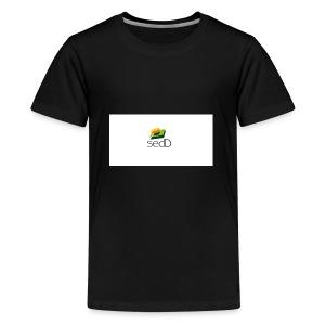SEDD SWETER - Kids' Premium T-Shirt