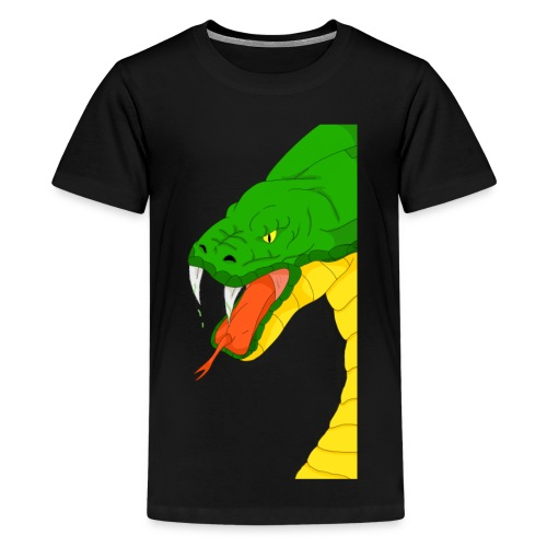 Cool snake - Kids' Premium T-Shirt