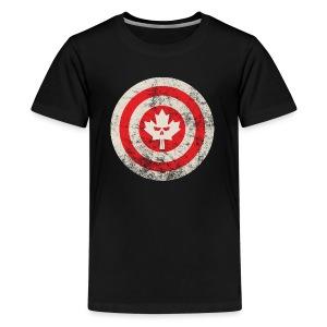 Canadian Shield - Kids' Premium T-Shirt