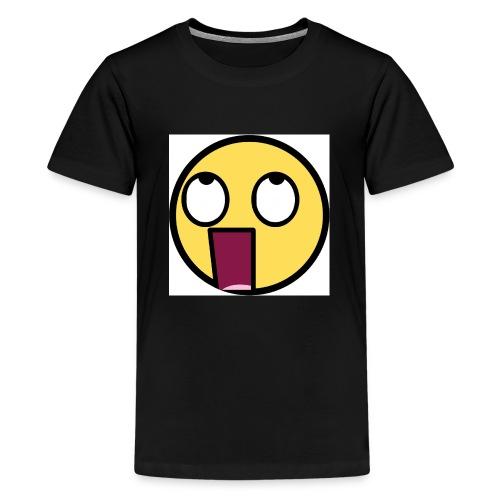 shocked f - Kids' Premium T-Shirt