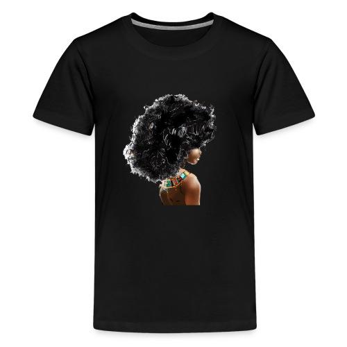 The Black Girl Experience - Kids' Premium T-Shirt