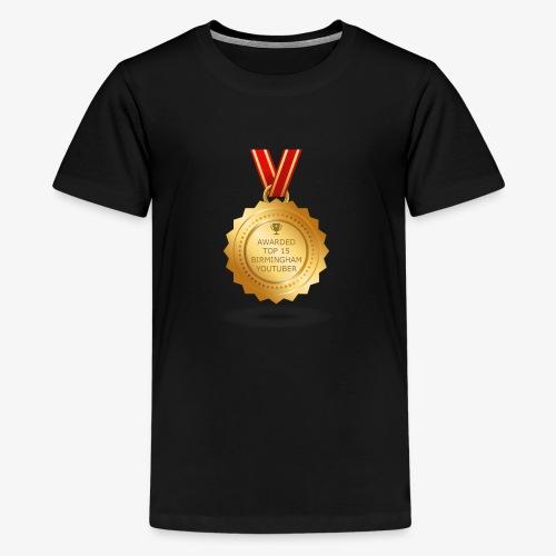 birmingham youtuber 1000px - Kids' Premium T-Shirt