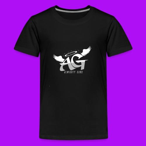 Almighty Gang Logo - Kids' Premium T-Shirt