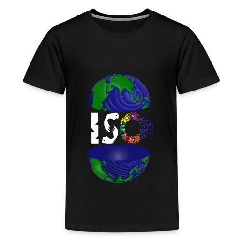 ISO WHITE - Kids' Premium T-Shirt