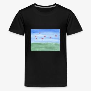 abstract nature - Kids' Premium T-Shirt