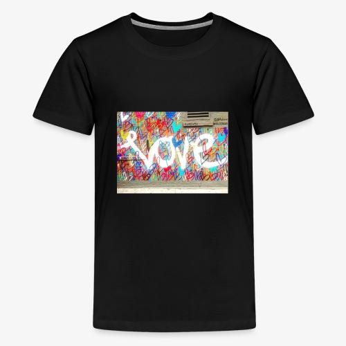 Bold Pop Spring - Kids' Premium T-Shirt