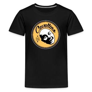 Cavallino Hair Care Logo - Kids' Premium T-Shirt