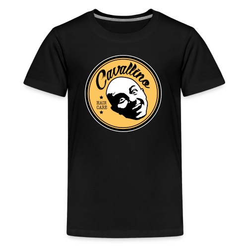 Cavallino Hair Care Logo - Kids' Premium T-Shirt