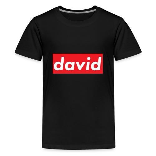 davidsupreme - Kids' Premium T-Shirt
