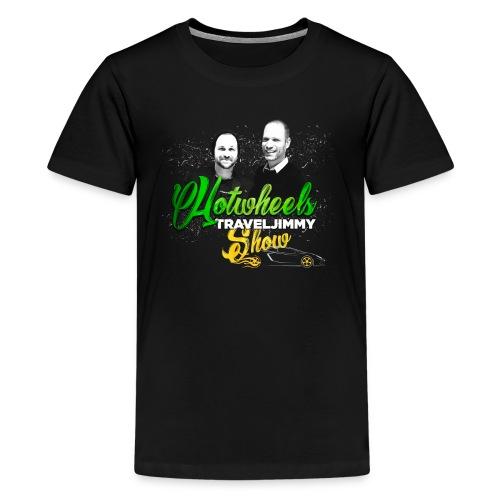 Hotwheels Traveljimmy Show Merchandising - Kids' Premium T-Shirt