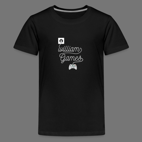 williamgames Controller - Kids' Premium T-Shirt