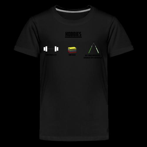 Hobbies - Kids' Premium T-Shirt