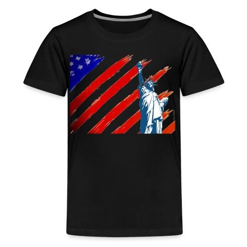 American Liberty - Kids' Premium T-Shirt