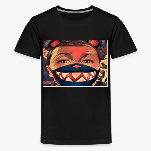 New T-Shirt with new logo - Kids' Premium T-Shirt