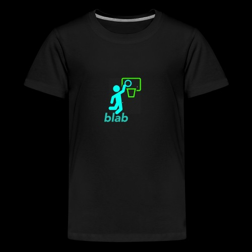 blab - Kids' Premium T-Shirt
