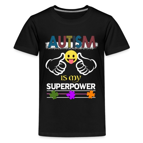 Autism Speaks T shirt - Kids' Premium T-Shirt