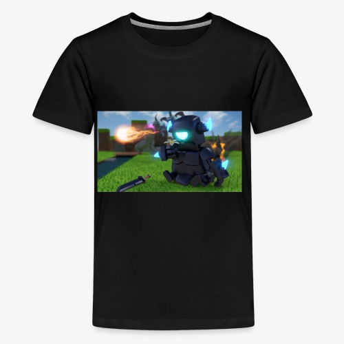 Mini P.E.K.K.A. Shirt - Kids' Premium T-Shirt