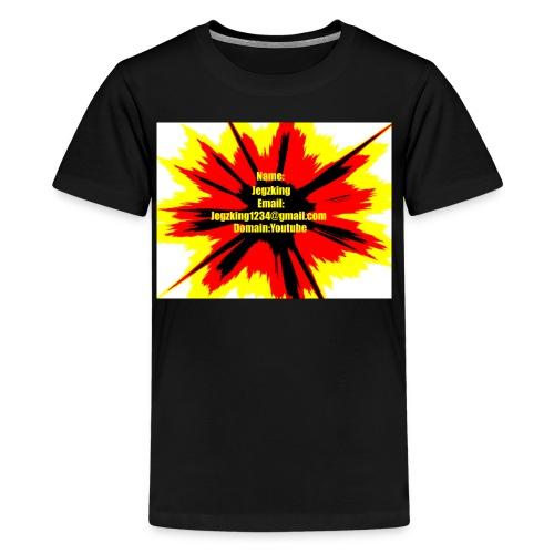 Jegzsavage - Kids' Premium T-Shirt