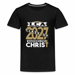 L.C.A. Class Of 2027 - Kids' Premium T-Shirt