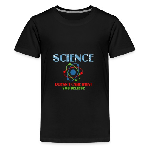 Best Science Shirt. Costume For Daughter/Son - Kids' Premium T-Shirt