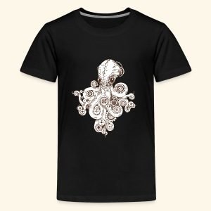 OCTOSTEAM - Kids' Premium T-Shirt