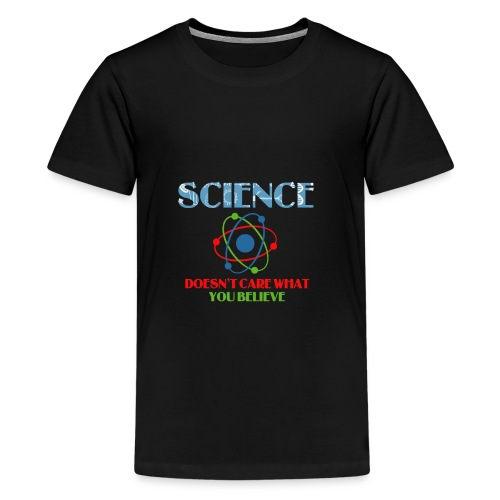 Best Science Shirt. Costume For Daughter/Son - Kids' Premium T-Shirt