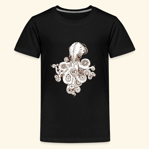 OCTOSTEAM - Kids' Premium T-Shirt