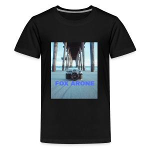 Fox arone - Kids' Premium T-Shirt