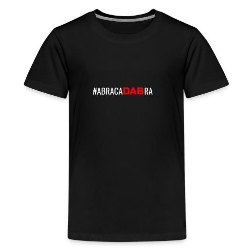 AbracaDABra Funny T-Shirt DAB The Best-Known Dance - Kids' Premium T-Shirt